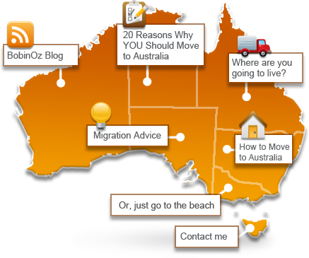 map oz Moving to Australia?