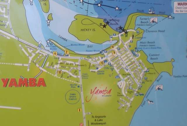 Yamba Australia  city photo : will remember Yamba , we drove through it during our Australian ...
