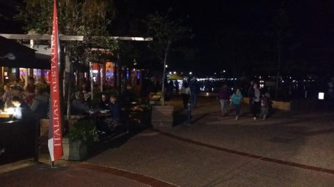 Raby Bay Twilight Markets Restaurants